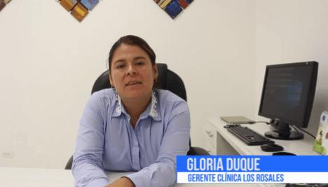 Testimonial Clínica Los Rosales